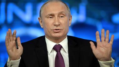 Putyin homokba dugja a fejét – mi pedig eldönthetnénk, tényleg őt tekintjük-e példaképnek