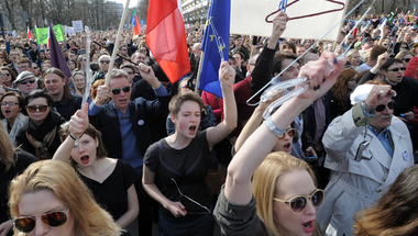 Mi maradt a Szolidaritásból? - Abortuszszigorítás Lengyelországban