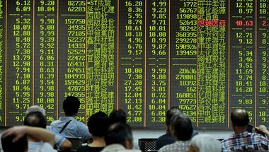 A kínai tőzsdekrach jelzi, milyen törékeny a válság utáni európai kilábalás