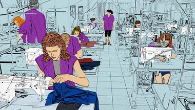 Nem kell Ázsiáig menni agyondolgoztatott, alulfizetett varrónőkért