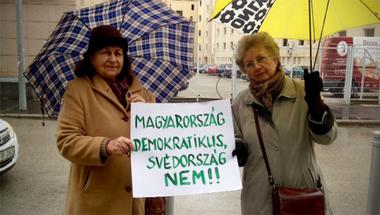 A magyarok nem a demokráciából ábrándultak ki, hanem abból, amit demokráciának hazudunk