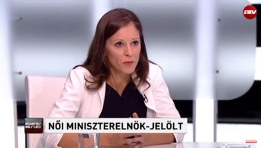 Vajon Szél Bernadett férje tudja, hogy Magyarországon nőből nem lehet miniszterelnök?