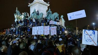 Így néz ki egy magyar baloldali fiatal
