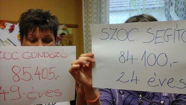 Lenne pénz a 2016-os költségvetésben az ápolók és a szociális munkások fizetésére, csak akarni kéne