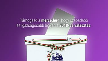 Támogasd a merce.hu létrejöttét, hogy több szabadság és igazságosság legyen a 2018-as választási kampányban!