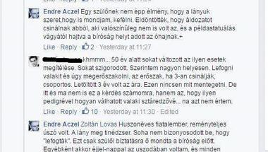 """És akkor Aczél Endre elmondja, hogy Kiss László áldozata """"szeretett kefélni"""""""