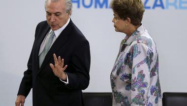 Korrupt oligarchák a korrupció ellen: káosz szélén Brazília az olimpia előtt