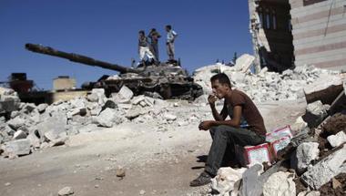 Aki gyors megoldást ígér a szír polgárháborúra, az hazudik