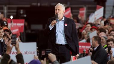 Jeremy Corbyn újjáélesztette a brit Munkáspártot