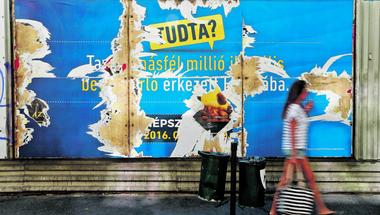 Megbukott a Fidesz népszavazása - kvótanépszavazás percről percre