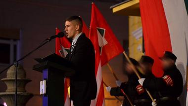 Az internet nem felejt: konzervatív bőrbe bújt szálasista az ELTÉ-n szodómiázók vezetője