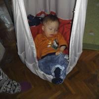 Mozgalmas az élet egy Down-szindrómás babával