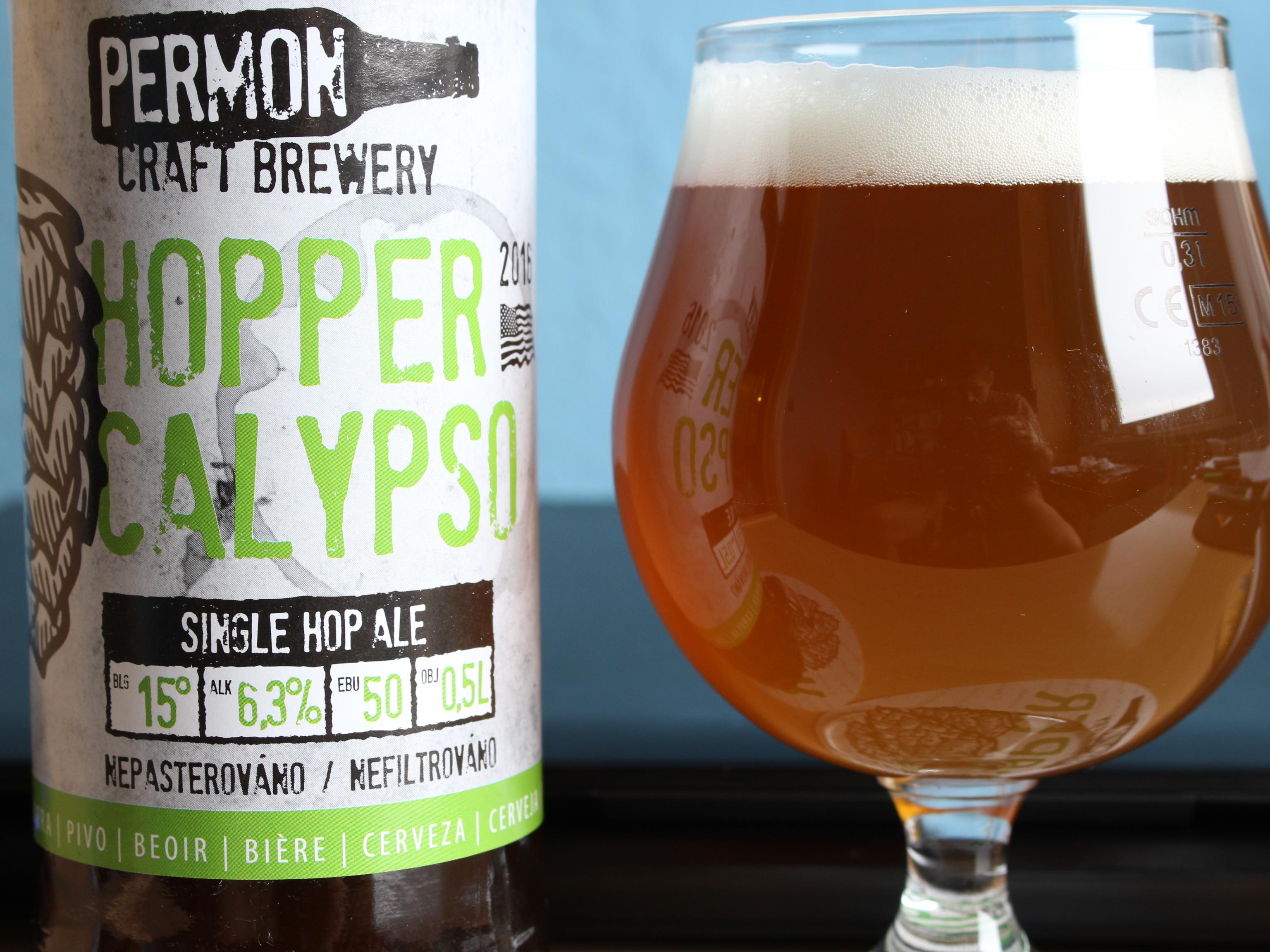 Permon Calypso Hopper