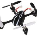 Hubsan X4 Quadcopter, mini helikopter - tapasztalatok (H107L)