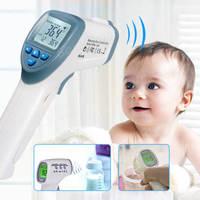 Infra hőmérő és lázmérő - Teszt (érintés nélküli hőmérséklet mérő)