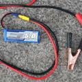 Autó, motor indítása 3S LiPo akkumulátorral (Lithium polimer aksi, bikázás, vészindító, indítás segítő, elsősegély)