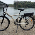 Decathlon Original 700 elektromos kerékpár - Teszt (36V B'TWIN)