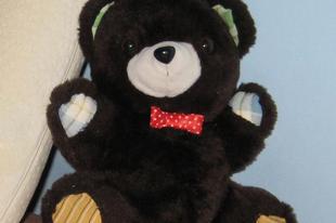 Az én csacsi kis medvém...
