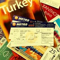 Téli Törökország - Egy hosszú nap: Bodrum-Izmir-Isztambul