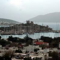 Téli Törökország - Bodrum, ahol az Égei-tenger a Földközi-tengerrel találkozik