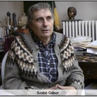 Szabó Gábor szobrászművész