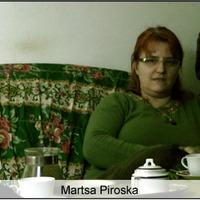 Martsa Piroska - restaurátor
