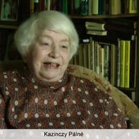Kazinczy Pálné