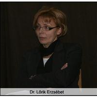 Dr. Lőrik Erzsébet ügyvéd