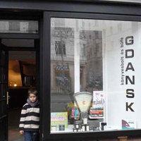 Könyvesek: Gdańsk Könyvesbolt és Büfé