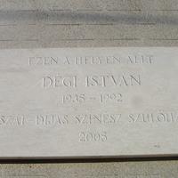 Dégi István 1935-1992