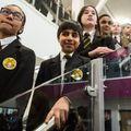Muszlim gyerekek katolikus iskolában