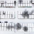 Káprázatos drónos téli fotók