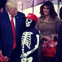 Melania Trump váratlan átváltozása
