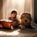 A gyermekkor mágikus világa