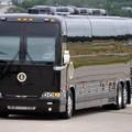 Ezen a buszon utazik az amerikai elnök
