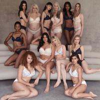 Határtalan szépség modellekkel