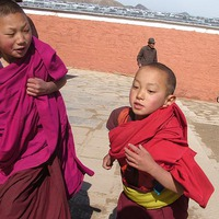 Két nap Tibetben