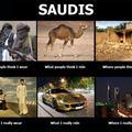 Szaúd Arábia - a titokzatos királyság (1. rész)