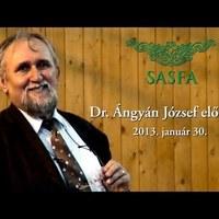 Dr. Ángyán József előadása a Farkasréti Estéken