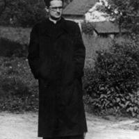 A vértanú Brenner János, ciszterci szerzetes