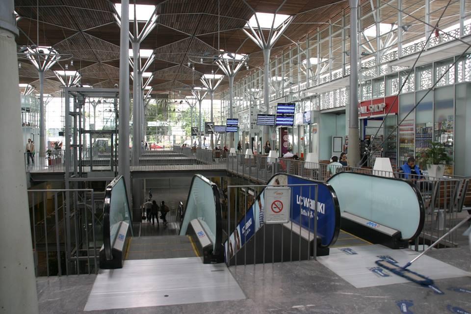 Casablanca vasútállomás