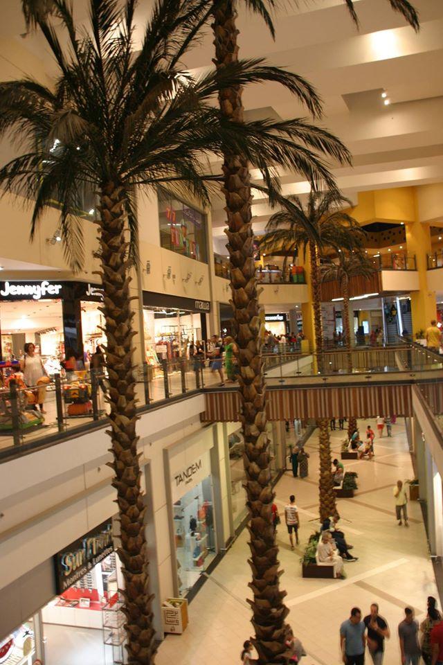 Fez shopping mall