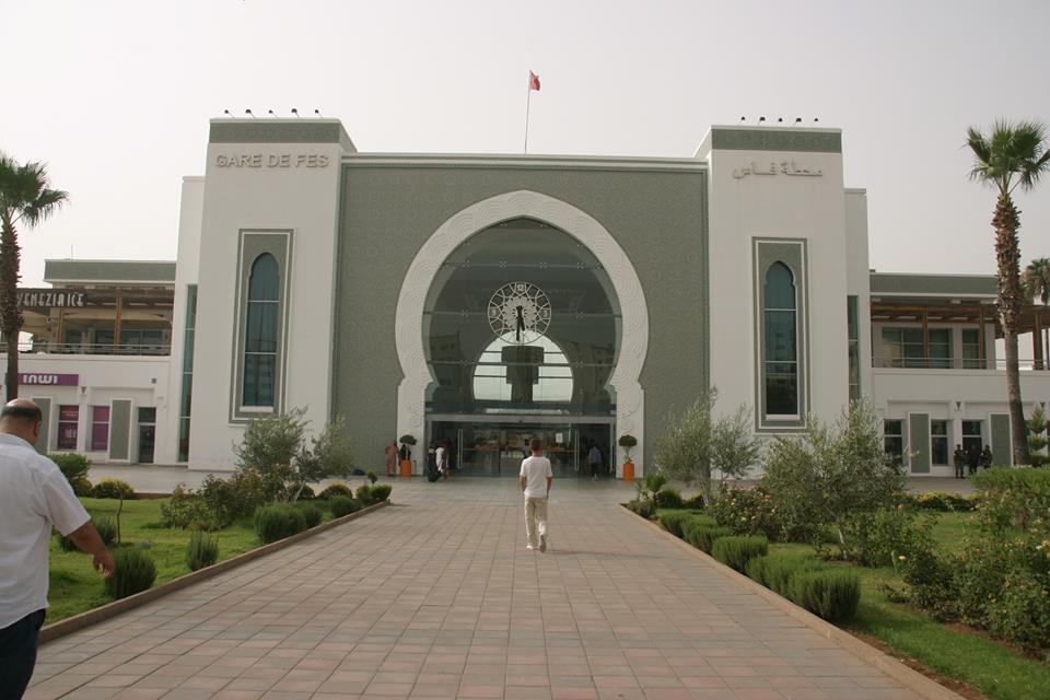 Fez vasútállomás