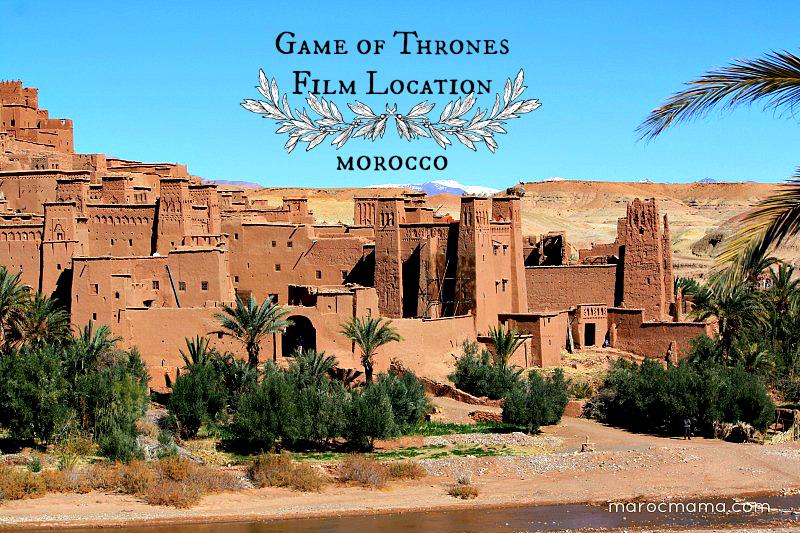 Trónok harca c. sorozat marokkói helyszínei