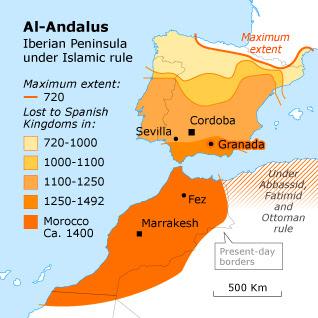 Marokkó és Andalúzia (Al-Andalus)