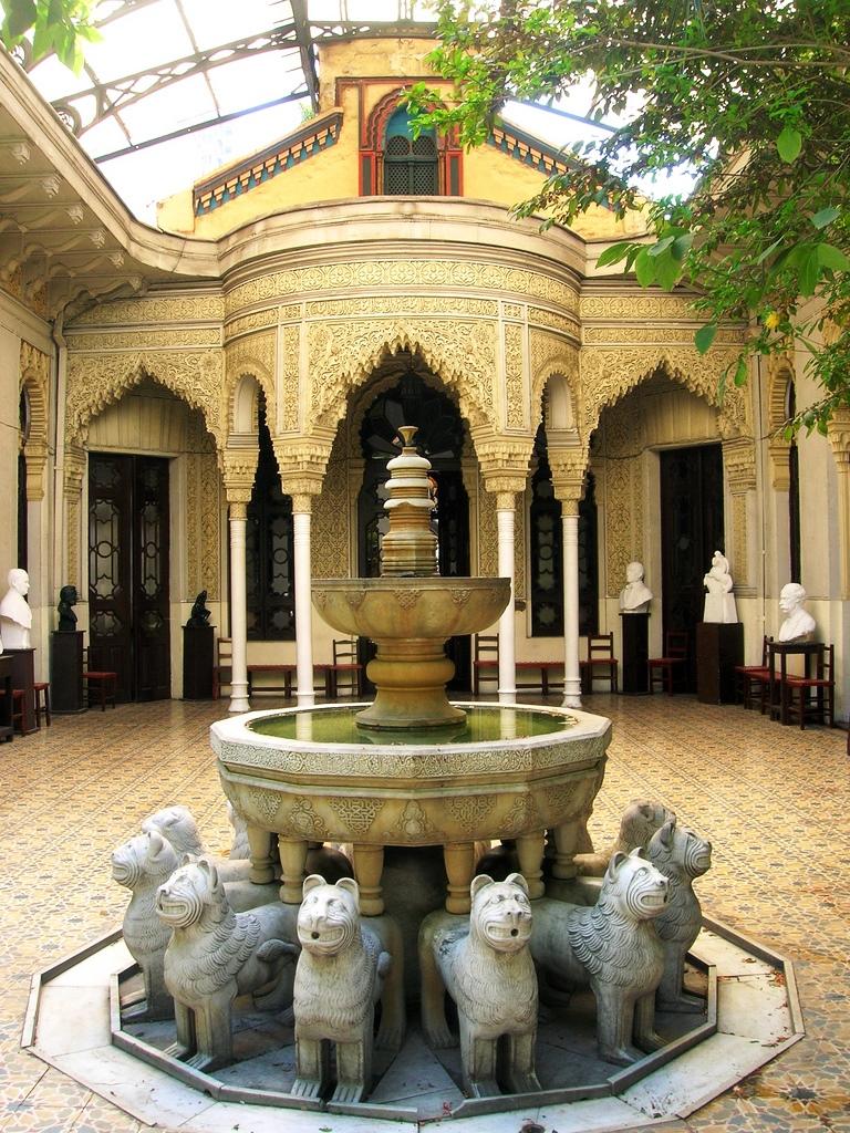 Palacio la Alhambra, Santiago, Chile