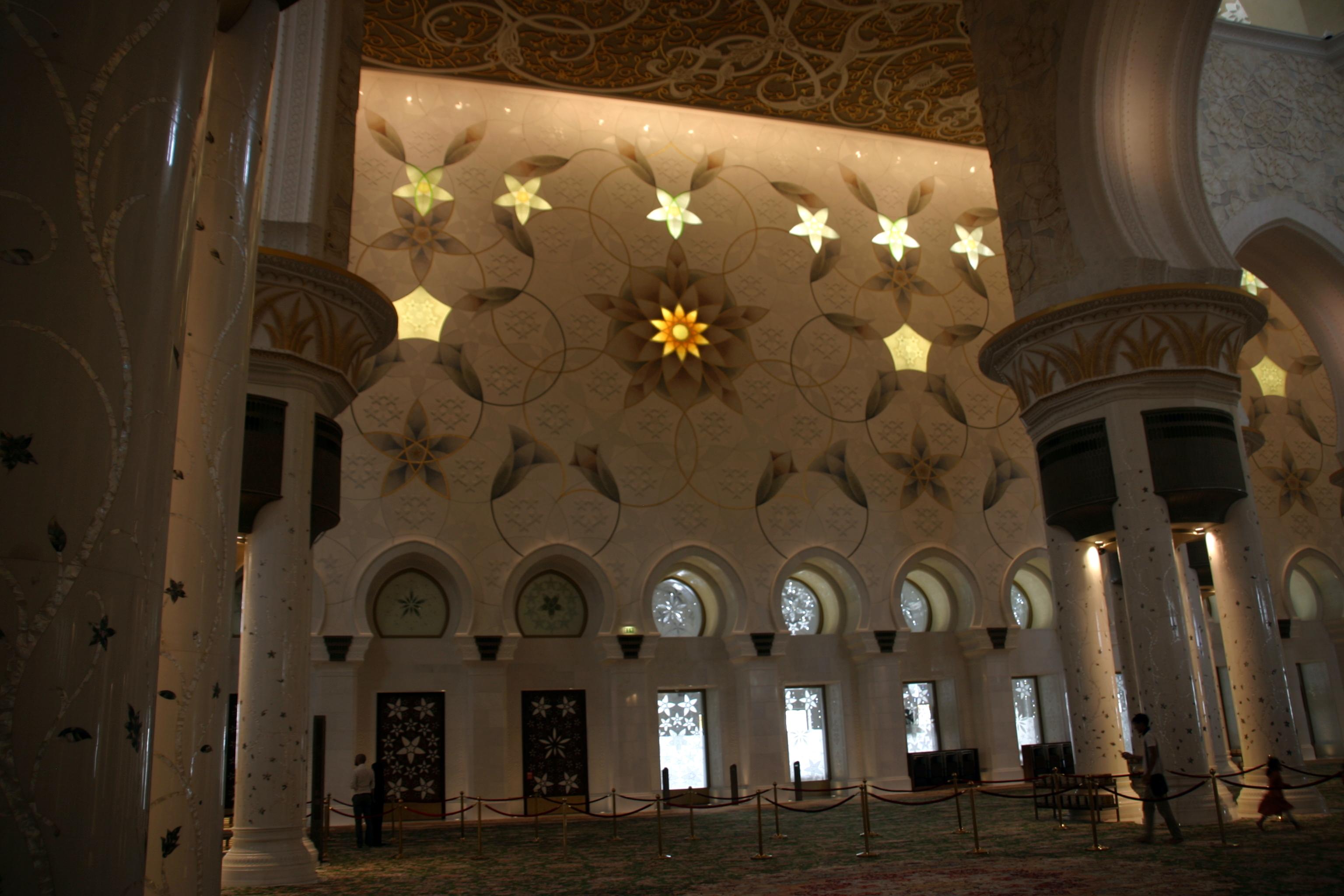 Sheik Zayed Nagymecset