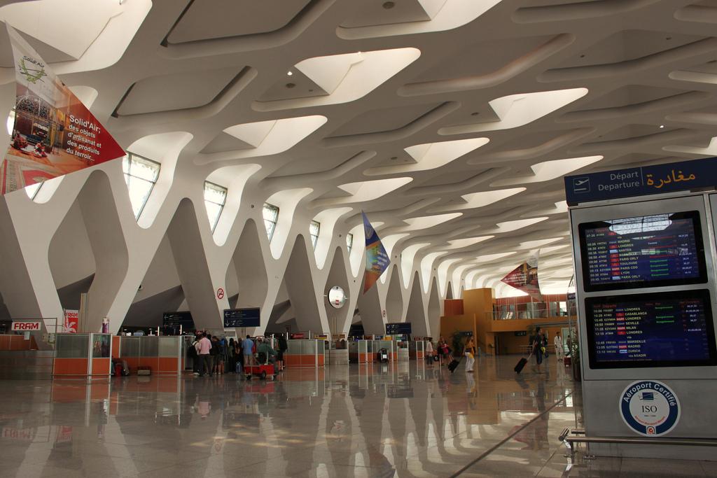 Marrakesh repülőtér