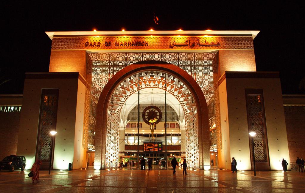 Marrakesh vasútállomás