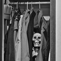 Csontvázak a szekrényben